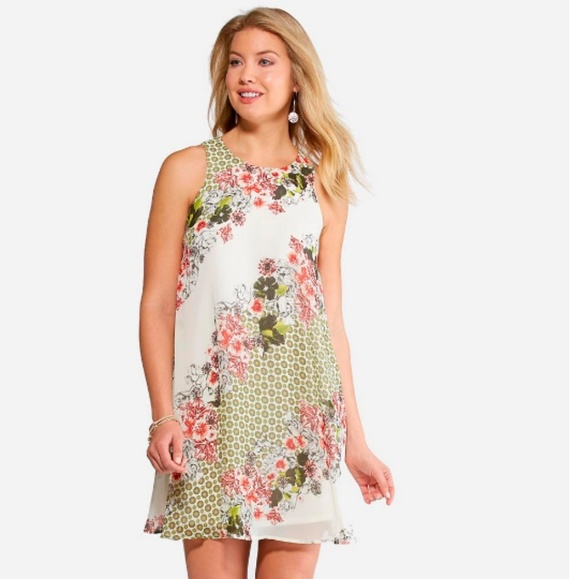 06003680a29d Cato Dresses | Womens A Line Swing Dress From Fashion | Poshmark